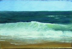 Painting 20 - Water, Water Everywhere - by Joanne Labato Stone
