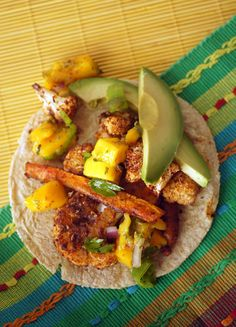 New taco & recipe today!    http://veganlatina.com/heres-the-rub-chipotle-cauliflower-tacos/