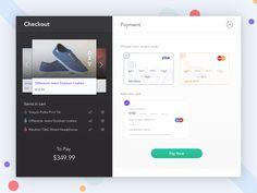 Credit card checkout 3x