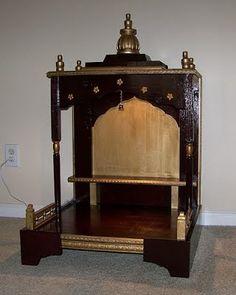 119 Best Wood Mandir Designs Images Mandir Design Hindus Altars