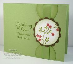 Thoughts & Prayers With a Punch! by bdindle - Cards and Paper Crafts at Splitcoaststampers