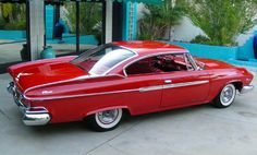 1961 Dodge Polara Two Door Hardtop