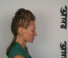 Updo, Mohawk, HairbyMoira, Anandahairstudio, Asheville hair