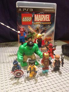 Lego Marvel Superheros on PS3