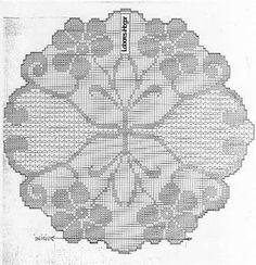 filet+crochet+charts