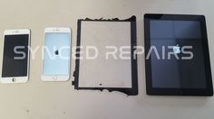 Screen Replacement for iPads and iPhones. Express repairs using all original parts. Bring your broken Apple Device in to L1 135 Parnell Rd or call us on 0800 DEVICE for a quote. https://plus.google.com/+fullysyncedltdauckland/posts/BTd5RJYtibU
