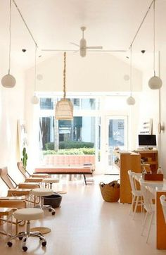 Olive & June nail salon in Beverly Hills