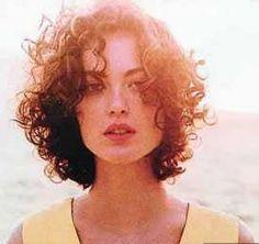 google image search short corkscrew curls