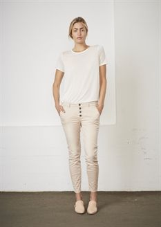 Show details for Kim Trousers  - Foggy Pink