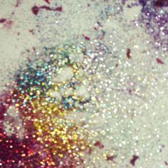 Glitter!!! :)