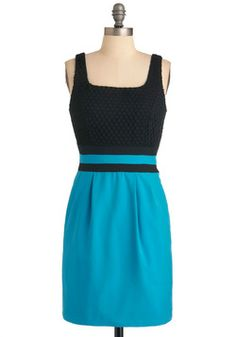 Moonlight Over Midtown Dress, #ModCloth