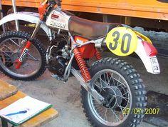 Enduro Vintage, Vintage Bikes, Dirt Bikes, Motocross, Offroad, Motorcycle, Trail, Europe, Antique Bicycles