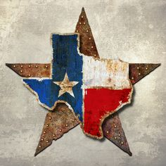 """Receive wonderful recommendations on """"metal art diy"""". They are accessible for you on our site. Metal Tree Wall Art, Metal Art, Texas Tattoos, Texas Flag Tattoo, Texas Quilt, Texas Wall Art, Flag Painting, Texas Star, Unique Wall Art"""