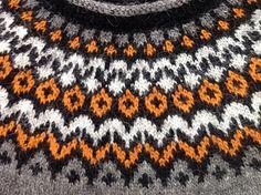 Ravelry: idaevamari's Riddari Eldfjall (vulkan) Left Side Of Body, Nordic Sweater, Icelandic Sweaters, Fair Isle Knitting, Ravelry, Knitting Patterns, Knit Crochet, Wool, How To Make