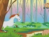 Videos For You: The Lion And The Unicorn - Nursery Rhyme