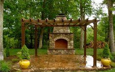 outdoor living areas | outdoor living areas by LaQuerre Masonry