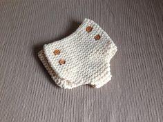 Cómo tejer con telar unos pantalones para bebé - cubre pañales (Tutorial DIY) - YouTube