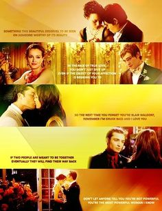 5 favorite Chuck to Blair quotes