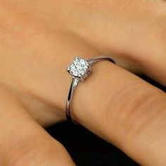 100 Simple Vintage Engagement Rings Inspiration (97)