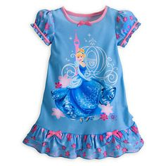 Cinderella Nightshirt for Girls | Nightshirts | Disney Store