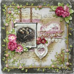 Glimpse by Gabrielle Pollacco... another stunning a fabulous layout!!!