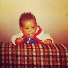 """Ludacris (@Ludacris): """"Young Luda! #throwbackthursday"""""""