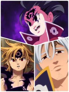 Os irmãos poderosos