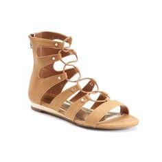 Jennifer Lopez Women's Ghillie Wedge Heels, Size: 6.5, Brown