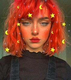 Bilderesultat For Art Hoe Aesthetic Makeup Make Up In 2019 Cute Makeup, Beauty Makeup, Makeup Looks, Hair Makeup, Hair Beauty, Makeup Inspo, Makeup Art, Art Hoe Aesthetic, Aesthetic Makeup