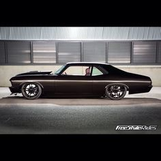 Hot Wheels - Another cool shot of the @ridesbykam Chevrolet Nova from the…
