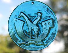 Suncatcher  Michael Bang for Holmegaard  Noah's by FridasVintage