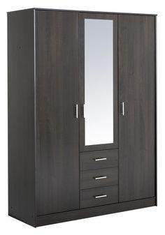 Wardrobe Laminate Design, Wall Wardrobe Design, Wardrobe Door Designs, Bedroom Closet Design, Bedroom Furniture Design, Wardrobe Doors, Bedroom Wardrobe, Wooden Wardrobe, Wardrobe Furniture
