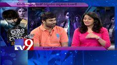 'Rajugari Gadi' team in TV9 studio