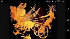 Original helios greek mythology