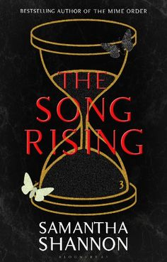 The Song Rising by Samantha Shannon Book 3 of The Bone Season series.  Sequel to The Mime Order  Traveling Bookends: Most Anticipated Books of 2016