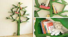 tree bookshelf :D