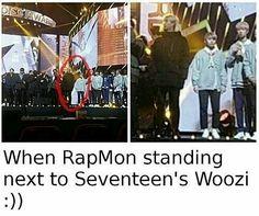 BTS  Seventeen