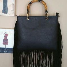 Spotted while shopping on Poshmark: Black Purse! #poshmark #fashion #shopping…