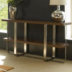 Found it at Wayfair - Artesia Rectangle Console Table