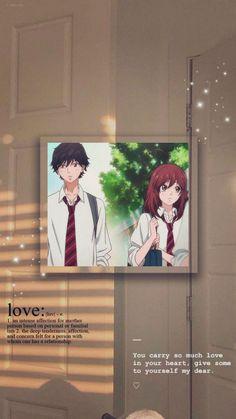 Me Me Me Anime, Anime Guys, Blue Springs Ride, Shoujo, Ghibli, Anime Couples, Kawaii Anime, Wallpaper, Random Stuff