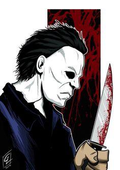 Micheal Myers-Halloween..........
