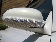 Pimp Your Car! Bling Your Car's Side Mirrors with Swarovski Crystals!