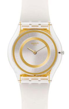 reloj swatch mujer ycggc dreamnight golden mis relojes swatch favoritos pinterest