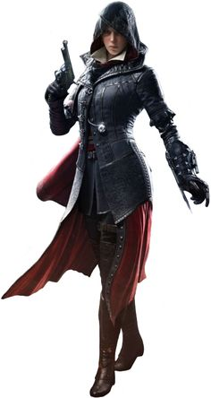 Evie Frye- Assassin's Creed