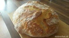 Bread Recipes, Cooking Recipes, Food And Drink, Pizza, Beading, Kitchen, Hampers, Beads, Cucina