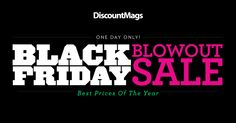 Right now, you can get a great deal on a huge selection of magazines from DiscountMags.com—no coupon needed! These are some of the best prices that we have seen all year and they have literally 100s of titles!!