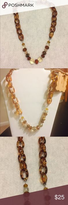 Handmade - Luxurious Lady - Necklace Stunning, clean and stately. Jewelry Necklaces