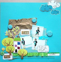 .scrapbook page