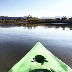 Kayaking in the Napa River!  #VisitNapaValley : @catdash by visitnapavalley