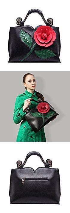 141e3471bbd1 Realer Designer Clutch Purses Wallet Large Leather Handbag with Handle for